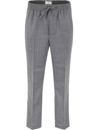 Ami Alexandre Mattiussi Drawstring Trousers