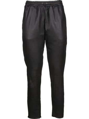 Vintage Deluxe Drawstring Trousers