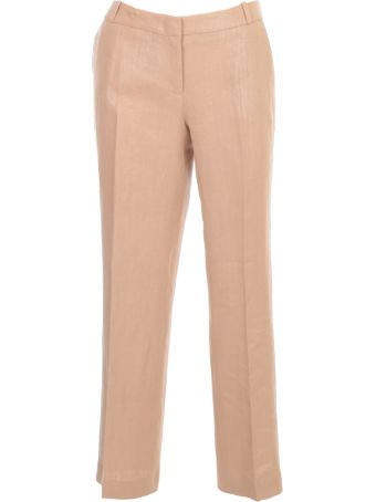 Kiltie & Co. Steve Cropped Pants W/straight Leg