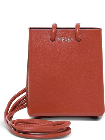 Medea Mini Medea Long Strap Crossbody Bag