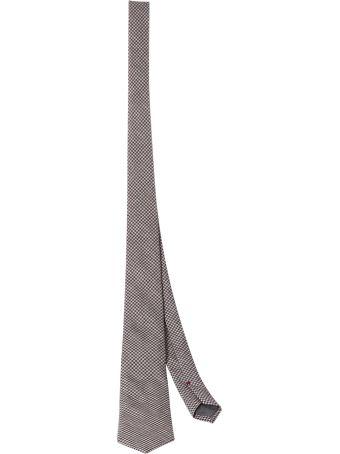 Brunello Cucinelli Micropatterned  Tie