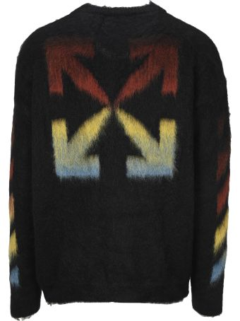 Off-White Off White Arrow Knitted Jumper