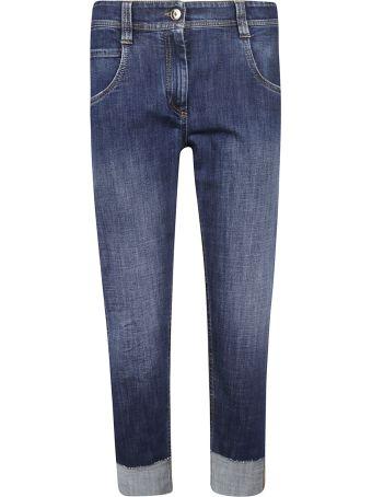 Brunello Cucinelli The Straight Leg Jeans