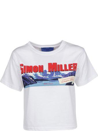 Simon Miller Rando Cropped T-shirt
