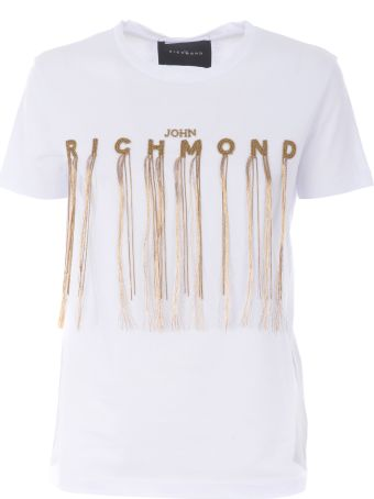 Richmond Embellished Logo T-shirt