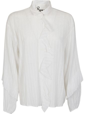 8PM Ruffled Shirt