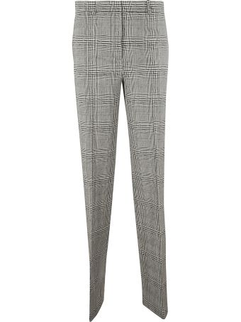 Versace Checked Trousers