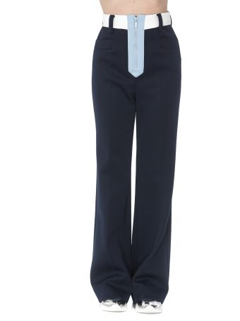Miu Miu Techno Jersey Trousers