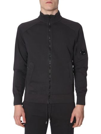 C.P. Company Zipped Sweatshirt