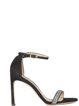 Stuart Weitzman Heel 9.5 With Laminated Details