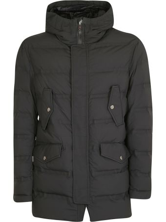 Kired Zip Up Padded Jacket