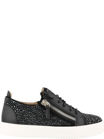 Giuseppe Zanotti Gail Crystal Sneakers