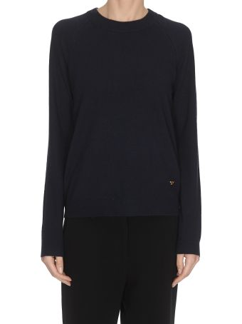 Tory Burch Bow-back Sweater