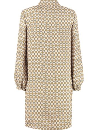 Tory Burch Cora Printed Shirtdress