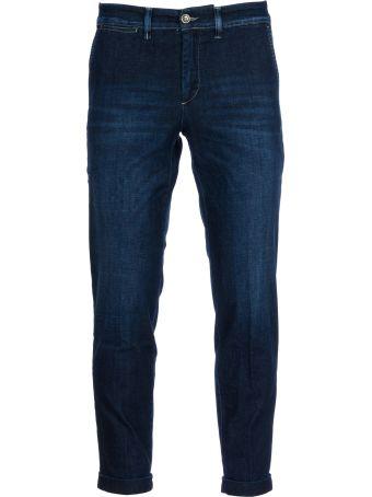 Jeckerson Jeans Cotone Slim Fit
