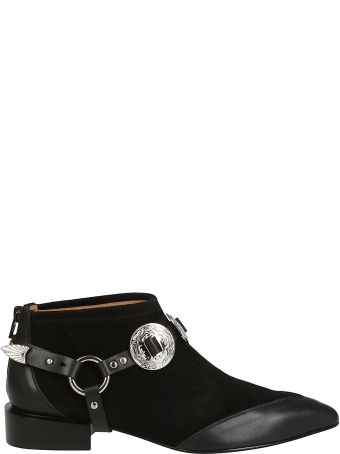 Toga Pulla Low-top Ankle Boots