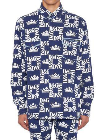 Dolce & Gabbana 'dg Corone' Shirt