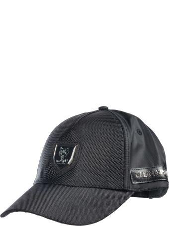 Philipp Plein Adjustable Hat Baseball Cap Visor