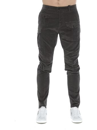 Dsquared2 Dyed Trousers