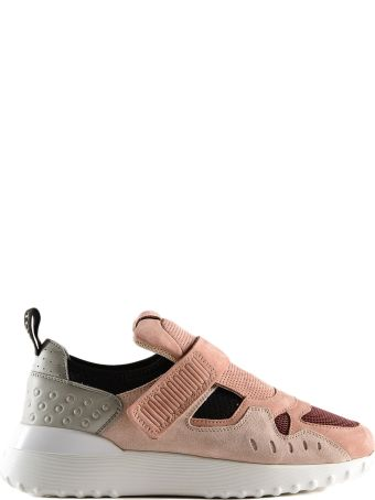 Tod's Tod`s Sport Strap Sneakers