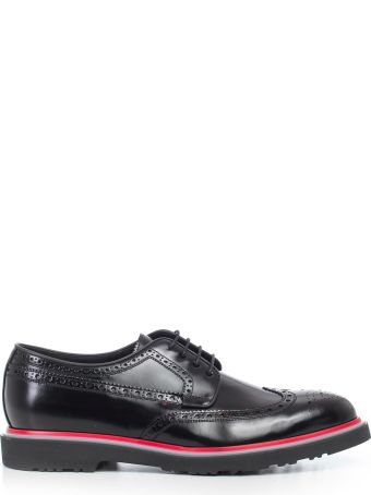 Paul Smith Contrast Sole Derby Shoes