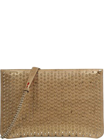 Christian Louboutin Studded Shoulder Bag
