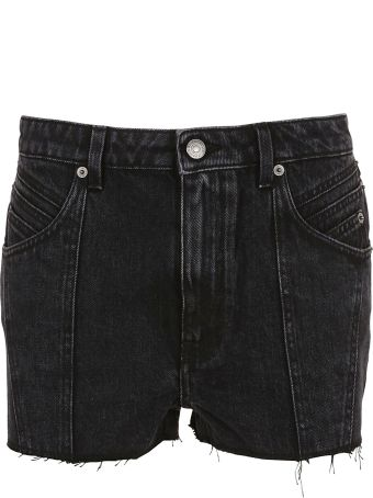 Givenchy Raw Edge Shorts