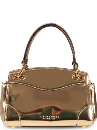 Ralph Lauren Gold Bag