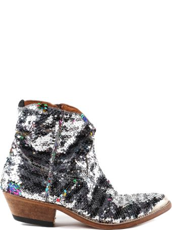 Golden Goose Boots Young