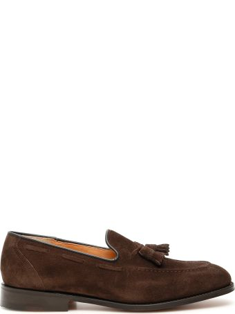 Church's Suede Loafers