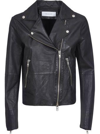 Bully Classic Zip Biker Jacket