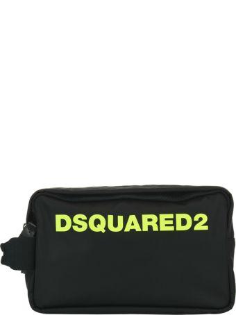 Dsquared2 Logo Pouch Case