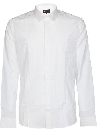 Les Hommes Slim Fit Shirt