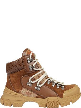 Gucci Original Gg Trekking Boots