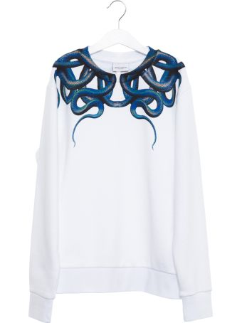 Marcelo Burlon Wings Snakes Sweatshirt