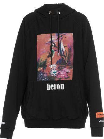 HERON PRESTON Raglan Aironi Sweatshirt