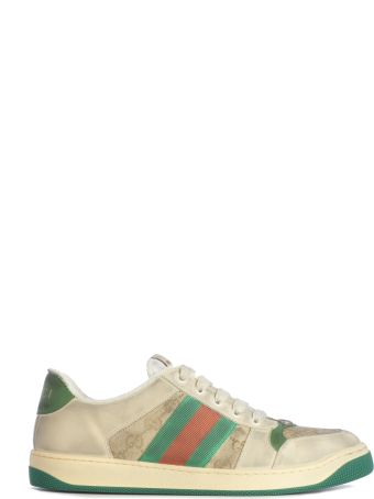 3e8b8e88dd75 Gucci Screener Gg Sneakers