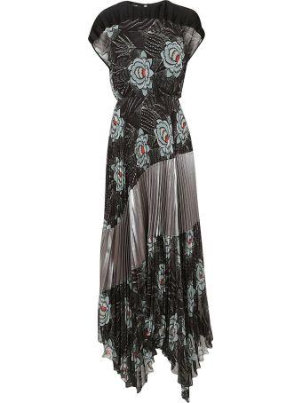 Dries Van Noten Pleated Dress