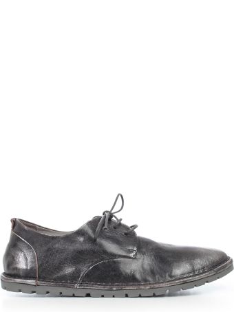 Marsell Distressed Derby Shoes