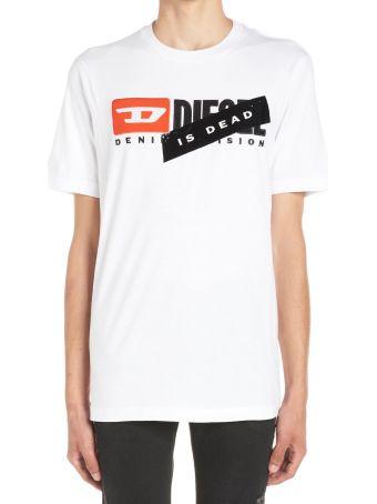 Diesel 'just Division' T-shirt