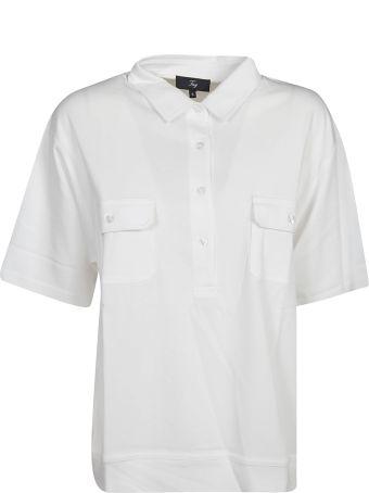 Fay Chest Pockets Polo Shirt
