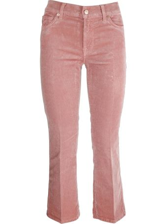 Seven London Seven Cropped boot trousers