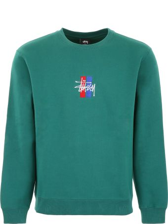 Stussy Flag Logo Sweatshirt