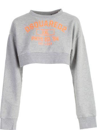 Dsquared2 Cropped Sweatshirt