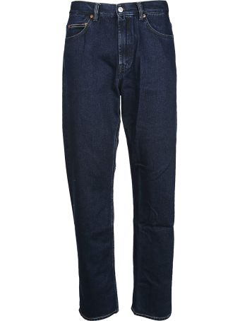 Our Legacy Embroidered Pocket Jeans