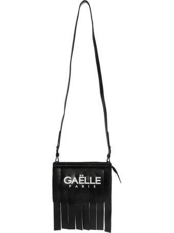 Gaelle Bonheur Fringed Shoulder Bag