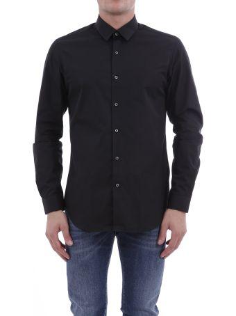 Vangher Black Shirt
