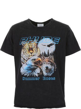 Rhude Animal T-shirt