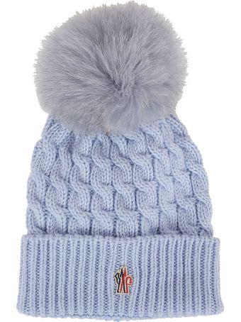 Moncler Grenoble Moncler Wool Cap