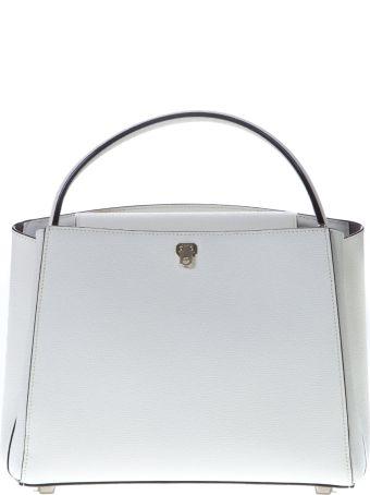 Valextra Pergamena Brera Tote Bag In Leather